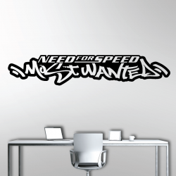 Sticker Mural Need For Speed