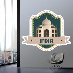 Sticker Mural India