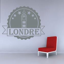 Sticker Mural Londre - 1