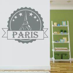 Sticker Mural Paris - 1