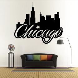 Sticker Mural Chicago