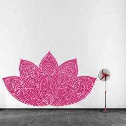 Sticker Mural Lotus Sacré - 1