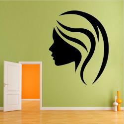 Sticker Mural Silhouette...