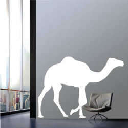 Sticker Mural Dromadaire - 1
