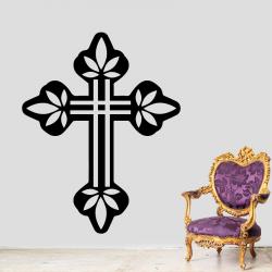Sticker Mural Croix - 1