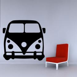 Sticker Mural Combi Volkswagen