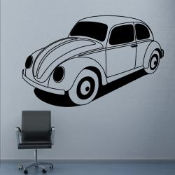 Sticker Mural Volkswagen...