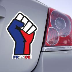 Autocollant Résistance France