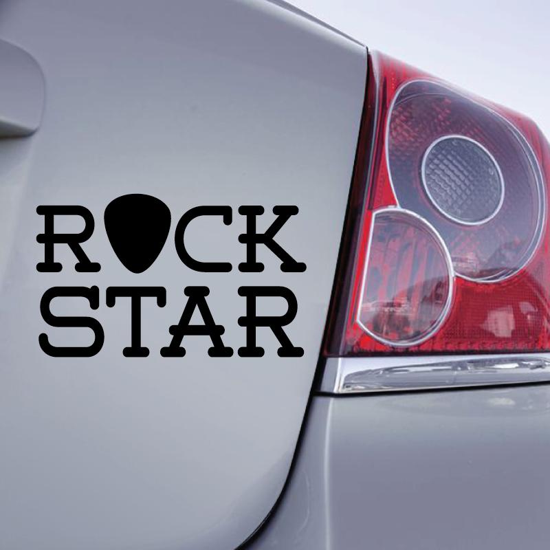 Sticker Rock star - 1