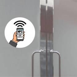 Sticker NFC Paiement Sans...