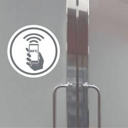 Sticker NFC - SmartPhone - 8