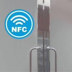 Sticker NFC Rond