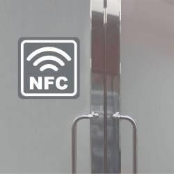 Sticker NFC Carré
