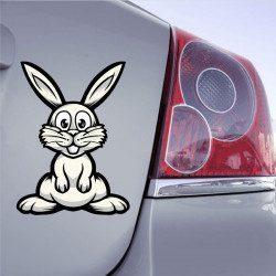 Autocollant Rabbit - 1