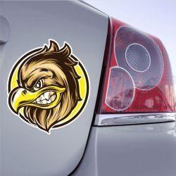 Autocollant Aigle