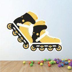 Sticker Roller Deco intérieur - 1
