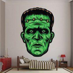 Sticker Frankenstein Deco intérieur - 1