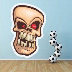 Sticker Monstre Deco intérieur - 1
