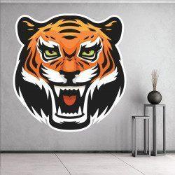 Sticker Tigre Deco intérieur - 1