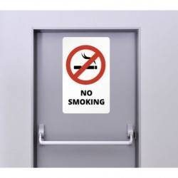 Autocollant Panneau Interdiction No Smoking