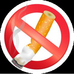 Sticker Panneau Interdiction De Fumer