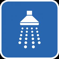 Sticker Panneau Douche