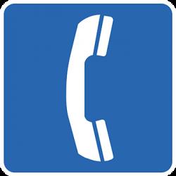 Sticker Panneau Cabine Téléphonique