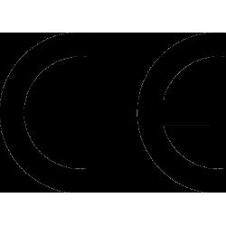 Sticker Panneau Norme CE