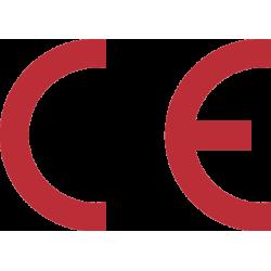 Autocollant Signalisation Panneau Norme CE - 4
