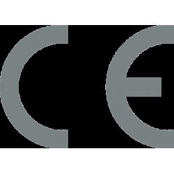 Autocollant Signalisation Panneau Norme CE - 5
