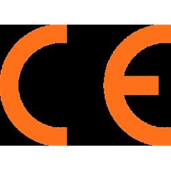Autocollant Signalisation Panneau Norme CE - 6