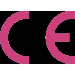 Autocollant Signalisation Panneau Norme CE - 7