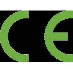 Autocollant Signalisation Panneau Norme CE - 10