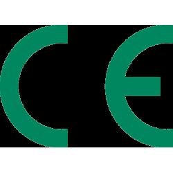 Autocollant Signalisation Panneau Norme CE - 11