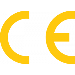 Autocollant Signalisation Panneau Norme CE - 13