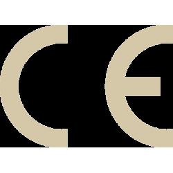 Autocollant Signalisation Panneau Norme CE - 14
