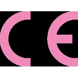 Autocollant Signalisation Panneau Norme CE - 15