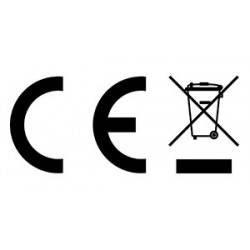 Sticker Panneau CE