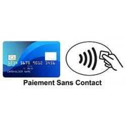 Sticker Paiement Sans Contact Nfc Carte Bleu