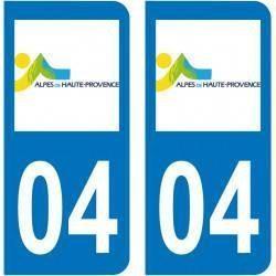 Sticker Plaque 04...