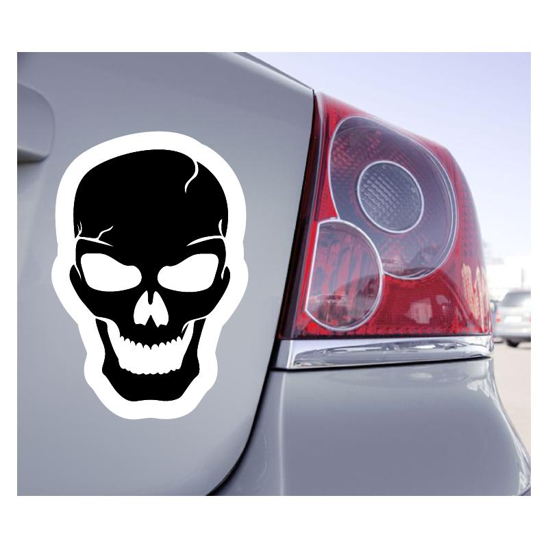 Sticker Smile Skull - 1