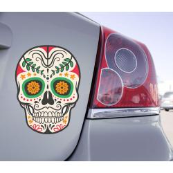Sticker Sugar Skull