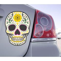 Sticker Skull Sugar