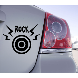 Sticker Boomer Rock