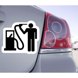 Sticker Kill Fuel - 1