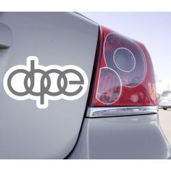 Sticker DOPE - 1