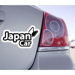 Sticker Japan Car