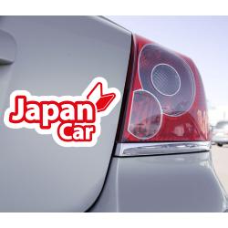Sticker Japan Car - 1