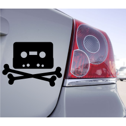 Sticker K7 Pirate - 1
