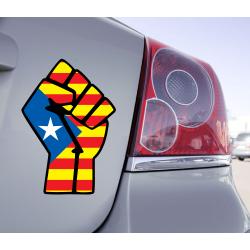 Sticker Résistance Catalane